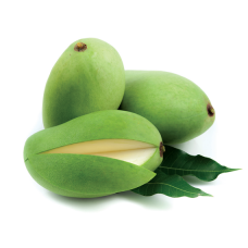 MANGO RAW GREEN