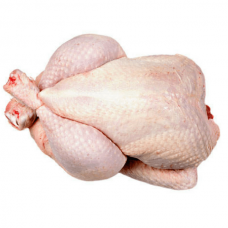WHOLE CHICKEN (SKIN ON)