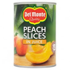 DEL PEACH SLICES JCE 109 415G