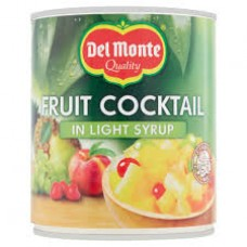 DEL FRUIT C/TAIL SYR 109 420G