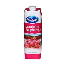 oceanspray raspberry 1l