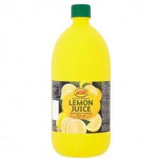 KTC Lemon Juice 6x1Litre