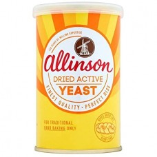 ALLINSONS YEAST BRIED ACTIVE
