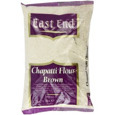 E.E. CHAPATI FLOUR BROWN 1.5KG