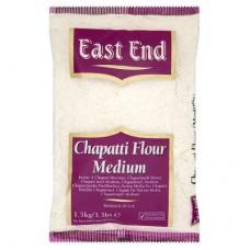 E.E. CHAPATI FLOUR MEDIUM 1.5KG