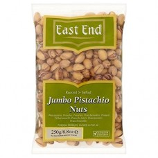 E.E Jumbo Pistachio Nuts 250g