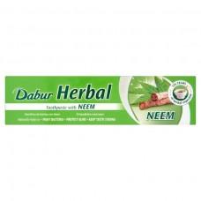 DABUR HERBAL NEEM TOOTHPASTE