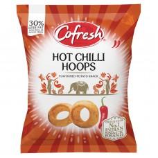 COFRESH HOT CHILLI HOOPS
