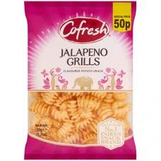 COFRESH JALAPENO GRILLS 50p