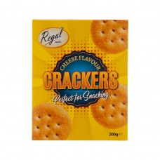 REGAL CRACKERS 200G