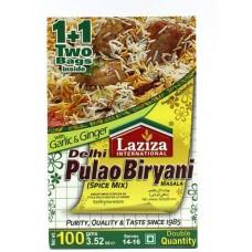 delhi pulao biryani 100g