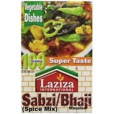 sabzi/bhaji 100g