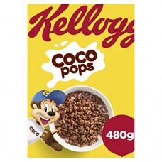KELLOGGS COCO POPES 480G