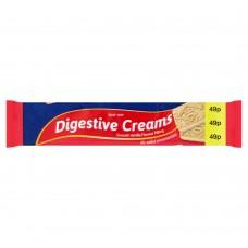 digestive creams smooth vanilla 49p