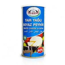 istanbul tam yagli white cheese in brine