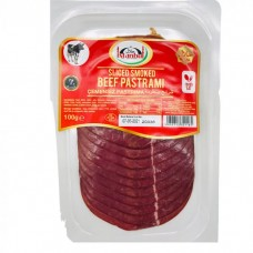 ISTANBUL SLICED SMOKED BEEF PASTRAMI