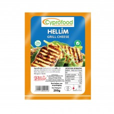 CYPROFOOD HELLIM GRILL CHEESE