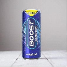 BOOST ENERGY DRINK 250ML