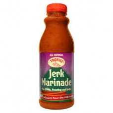 ALL NATURAL TROPICS JERK MARINADE