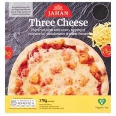 Jahan Three Cheese Pizza