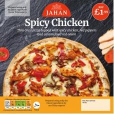Jahan Spicy Chicken Pizza