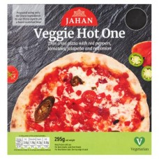 Jahan Veggie Hot Pizza