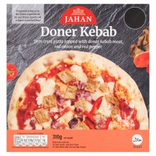 Jahan Donner Kebab Pizza