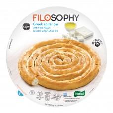 ioniki greek spiral pie with cheese