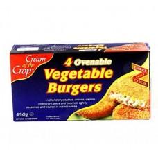 COC Ovenable Veg Burger