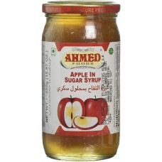 AHMED FOODS APPLE IN SYRUP