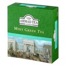 Ahmad Tea Mint Green Tea Bags