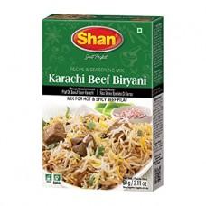 karachi beef biriyani 60g mix