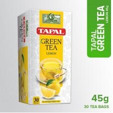 tapal green tea lemon (30no)