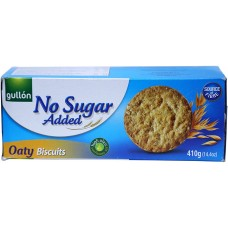 gullon no added sugar oaty biscuits 410g
