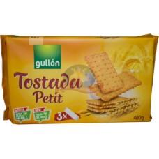 GULLON PETIT TOSTADA biscuits 400g