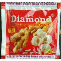 DIAMOND CRUSHED GARLIC & GINGER